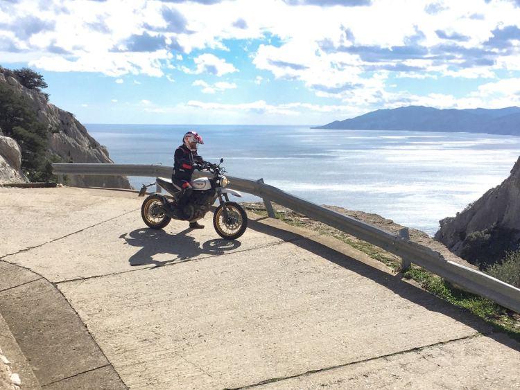 Sardegna Gran Tour Ducati