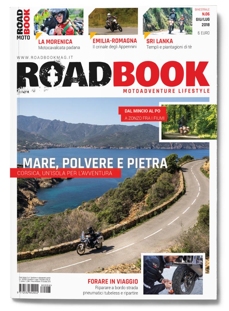 Copertina RoadBook numero 6