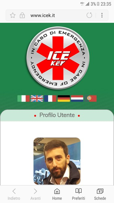 Ice-key Sicurezza in moto