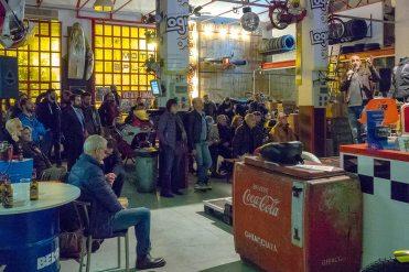 Travellers Camp Urban Ciapa la moto milano