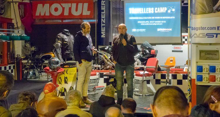 Donato Nicoletti Travellers Camp Urban