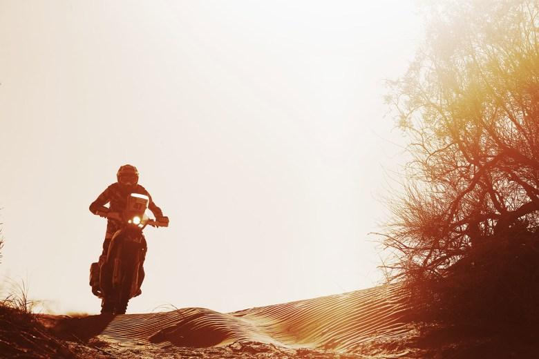 41 Dakar si corre in Perù