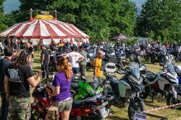 Travellers Camp 2018, la quinta essenza del motoviaggiatore