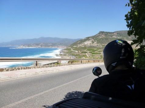 Moto e rigenerazione, dieci giorni in Sardegna
