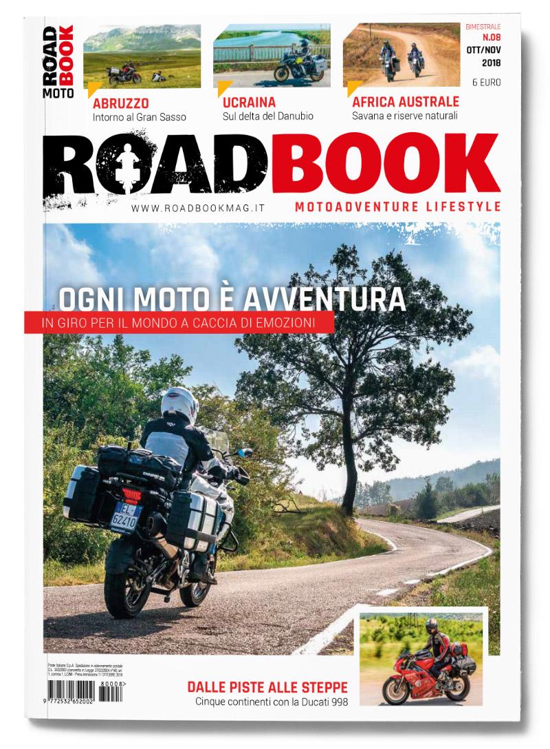 Copertina RoadBook n8