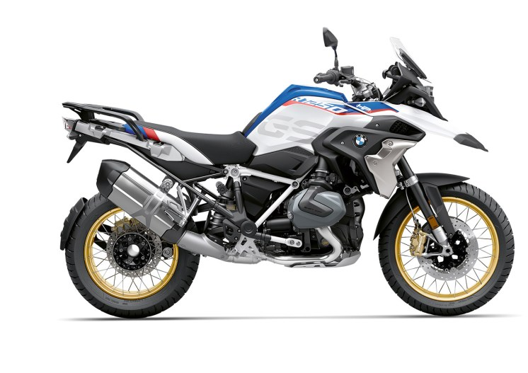 BMW R 1250 GS HP colorazione