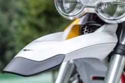Moto Guzzi v85 tt parafango anteriore