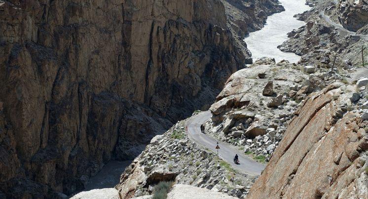 Travellers Camp Urban 2018 Ladakh di Massimo Adami