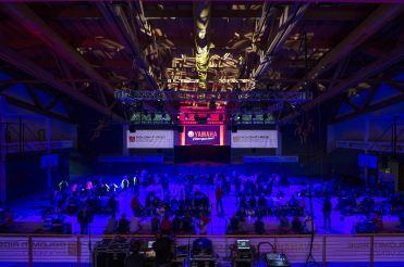 presentazione Yamaha Dolomiti Ride 2018