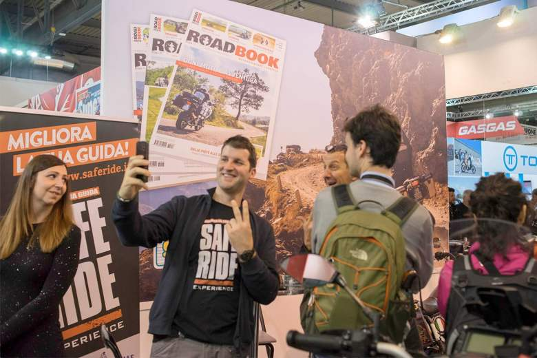 Rivista RoadBook EICMA 2018