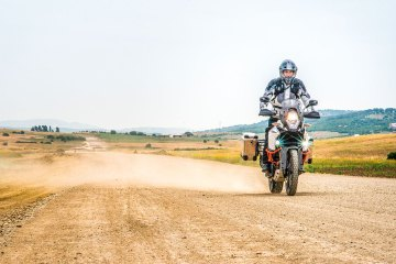 video marocco KTM 1090 Adventure R