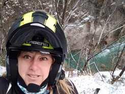 Women Riders World Relay Barbara Rocchetto