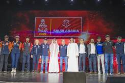 Press Conference Dakar 2020 Arabia Saudita