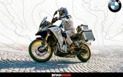 Secondo RoadBookRaid in sella alle BMW F 850 GS
