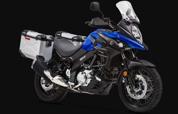 Nuove livree 2020 per la Suzuki V-Strom 650