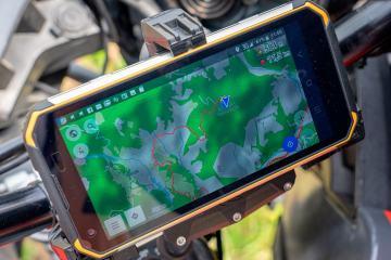 app per motociclisti google maps
