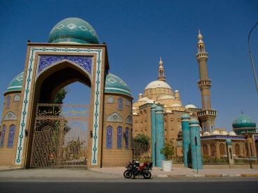 iraq-in-moto-moschea