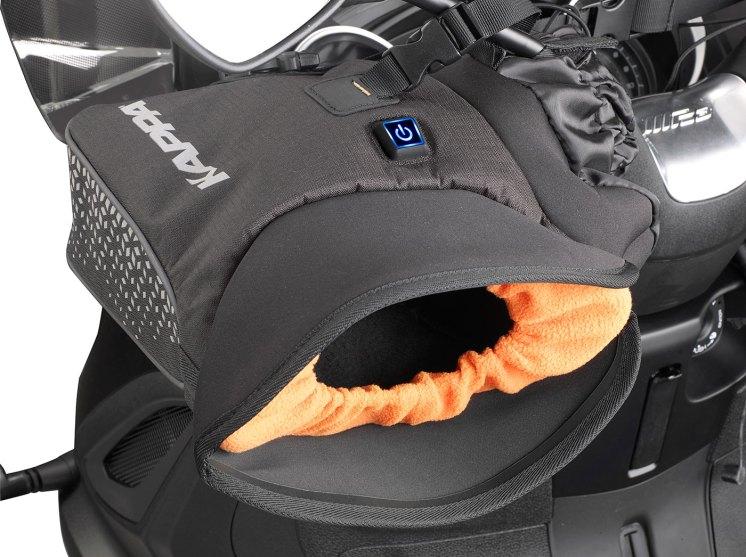 i coprimanopole riscaldati elettricamente Kappamoto moffole KS604