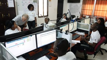Medici Con Africa Cuamm ospedale di Freetown