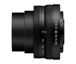 ottica NIKKOR Z DX 16-50mm f/3.5-6.3 VR