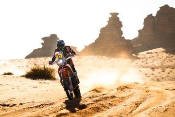 43 edizione Rally Dakar in Arabia Saudita