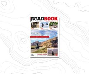 rivista RoadBook magazine numero 18