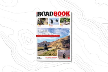 rivista RoadBook magazine numero 18