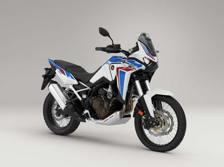 migliori moto per viaggiare in due 2021Honda CRF1100L Africa Twin
