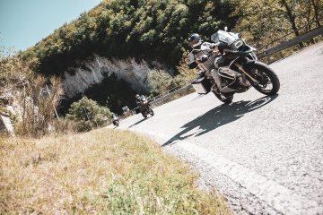 Rivista RoadBook alla 1000 curve nelle Marche