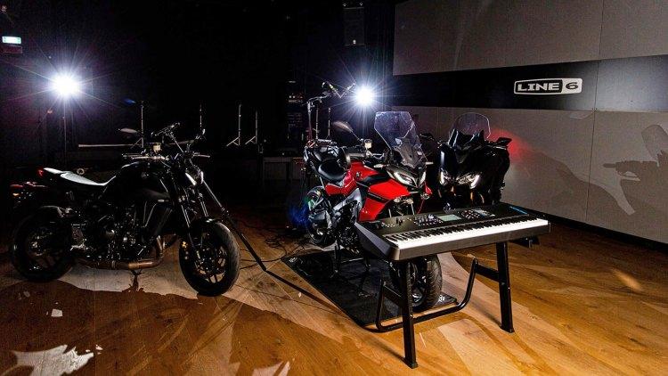 contest video-musicale Tune the Power lanciato da Yamaha Motor e Yamaha Music