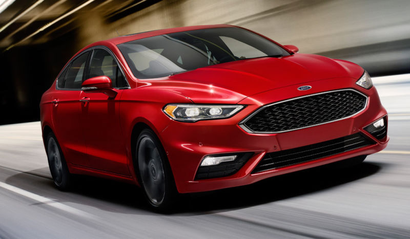 2017 Ford Fusion V6 Sport Review and Road Test – A Wolf in Sheep's Clothing
