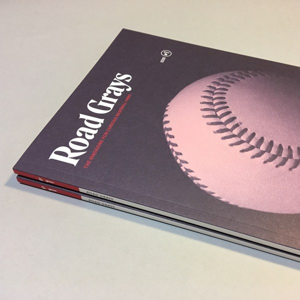 Road Grays magazine Issue 1