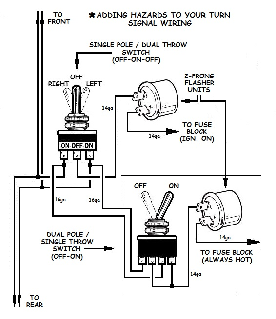 wiring basic turn signals?resize\=566%2C655 grote wiring diagrams basic turn signal wiring diagram \u2022 edmiracle co grote 9130 tail light wiring diagram at gsmportal.co