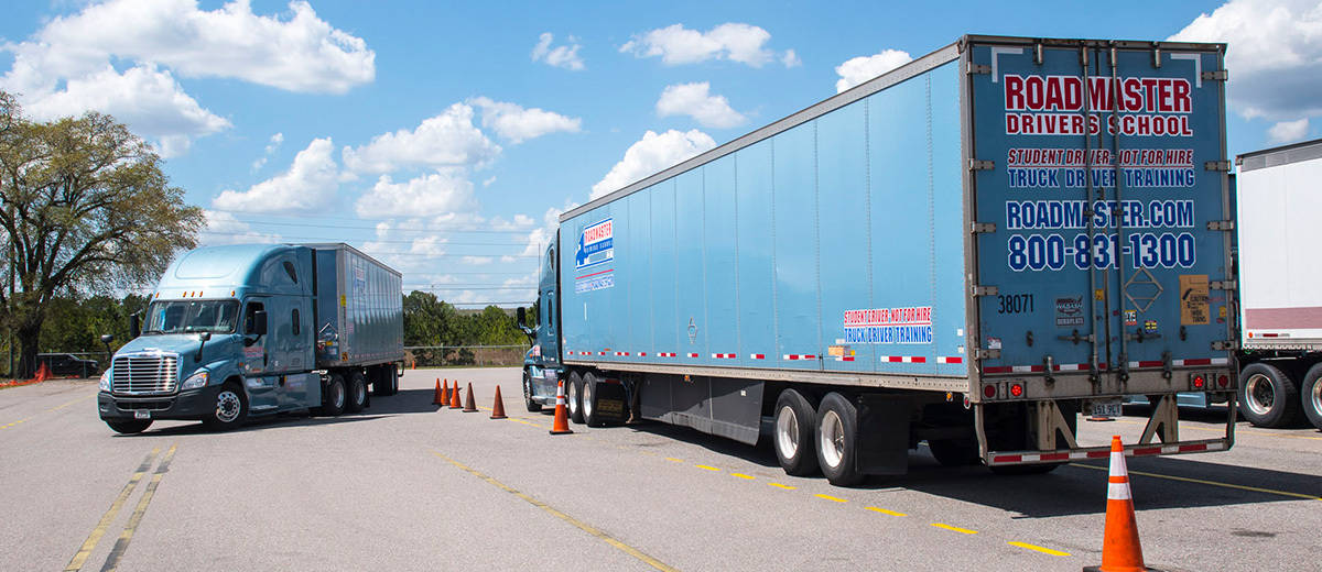 Cdl Training Truck Driving School In Jacksonville Fl Roadmaster