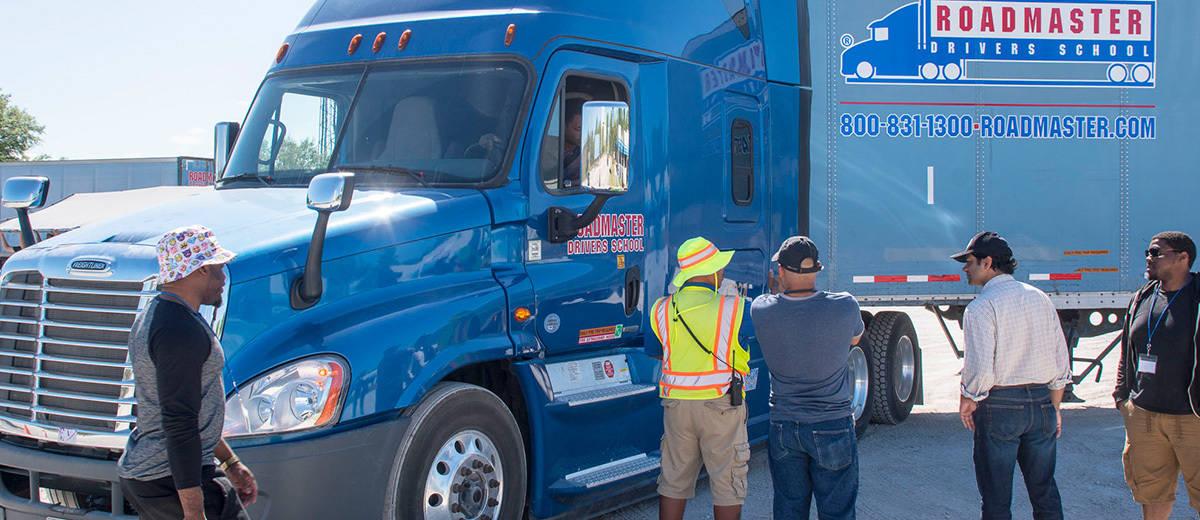 Orlando, FL - CDL Training & Truck Driving School - Roadmaster
