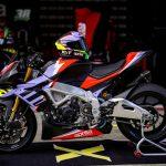 Aprilia Introduces 221 Horsepower Tuono V4 X Roadracing World Magazine Motorcycle Riding Racing Tech News