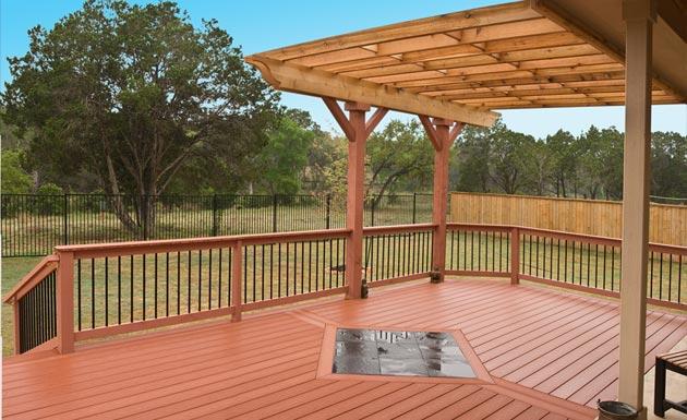 Roadrunner Decks Premier Austin Deck Builder