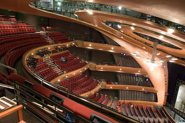 the ellie caulkins opera house denver center for the - 600×400