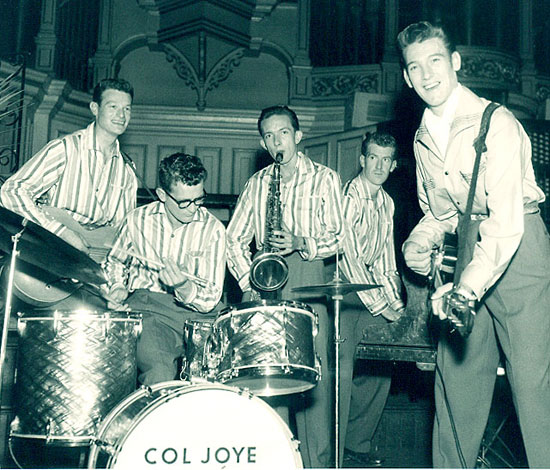 Col Joye & the Joy Boys