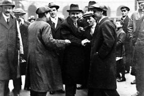 A hundred years ago: great John Maclean comes home to the Clyde—part 1