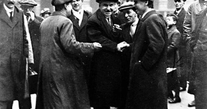 John Maclean and friends