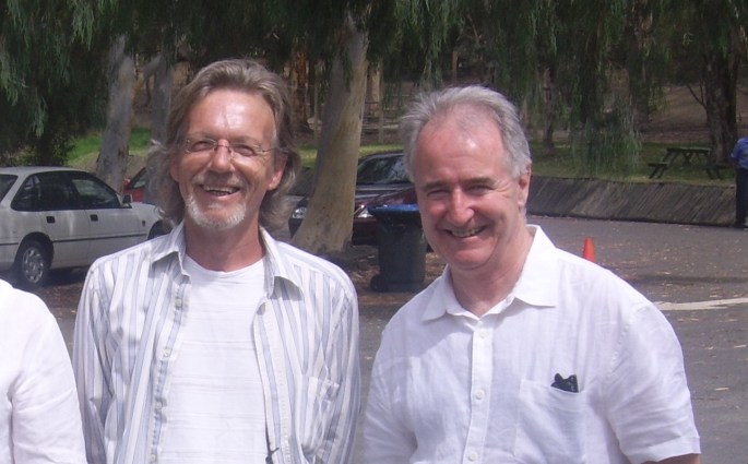 Brian & Donald