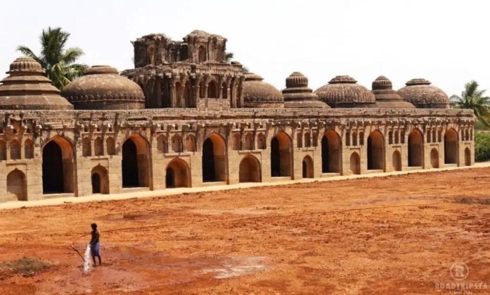 Hampi | Das Steinmeer als Highlight in Indien 4
