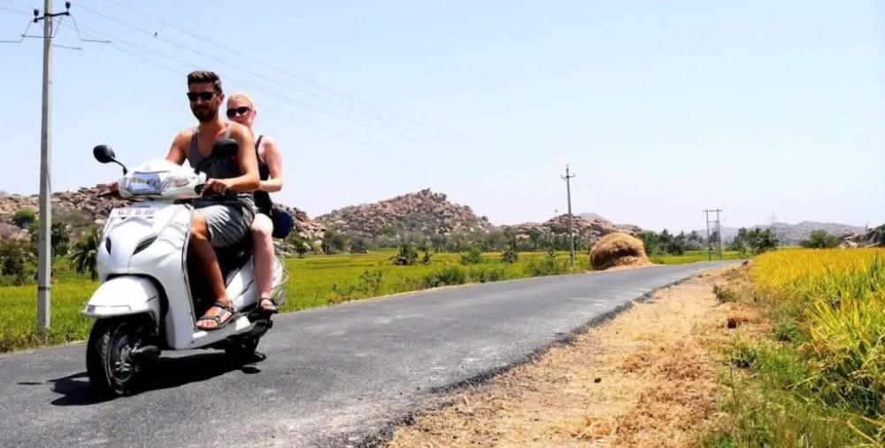 Hampi | Das Steinmeer als Highlight in Indien 8