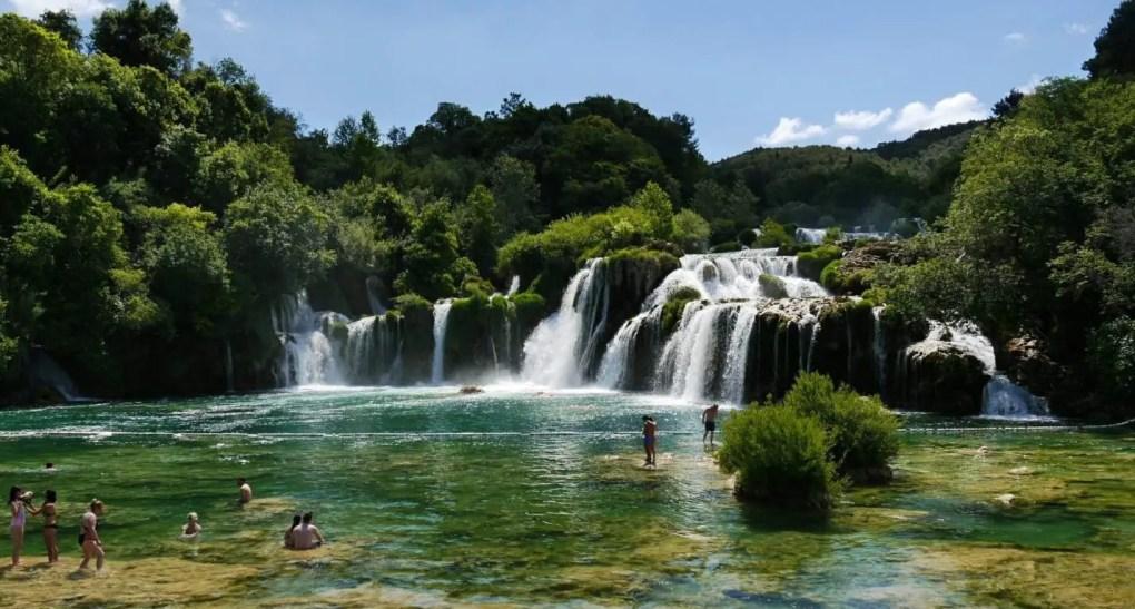 Kroatien Roadtrip in 9 Tagen | Reiseroute Küste & Natur 28