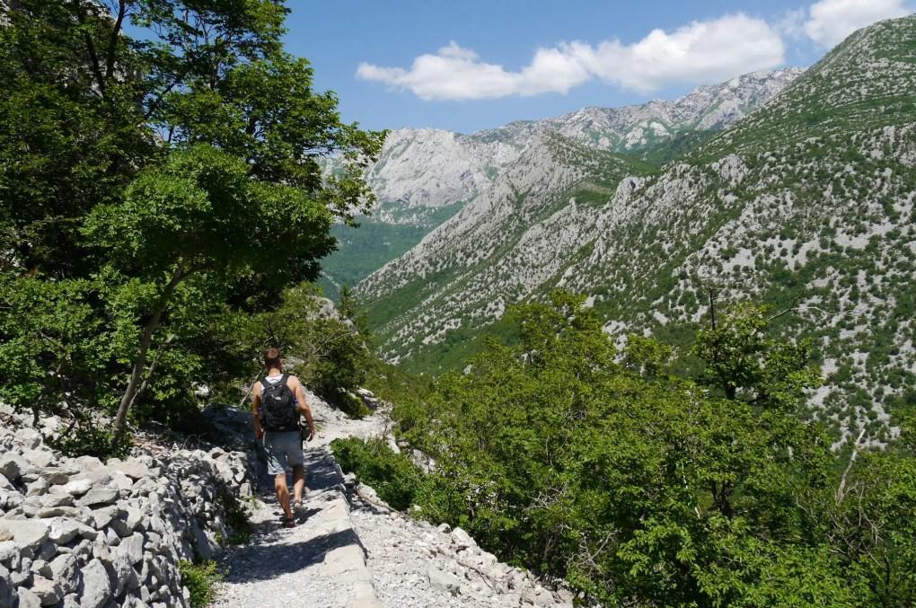 Kroatien Roadtrip in 9 Tagen | Reiseroute Küste & Natur