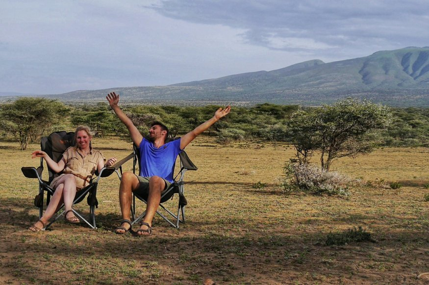 Organising a Self-drive Safari in Tanzania (Serengeti + Ngorongoro)