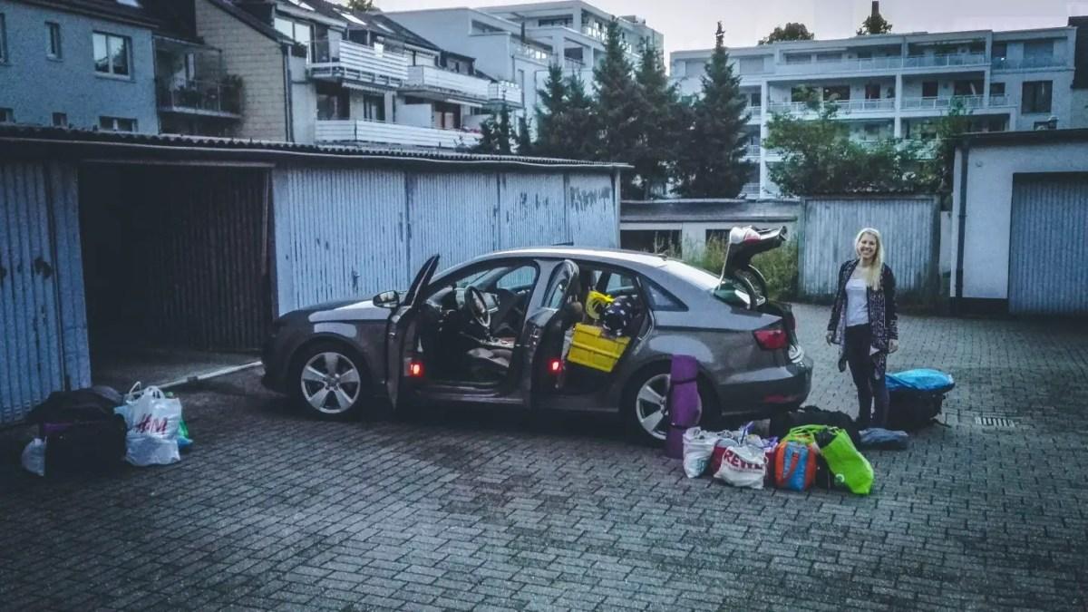 Packliste für Euren Norwegen Roadtrip - Was ihr wirklich braucht!