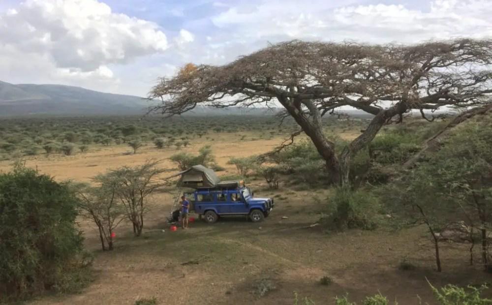 Tansania | Selbstfahrer Safari durch den Ngorongoro Nationalpark