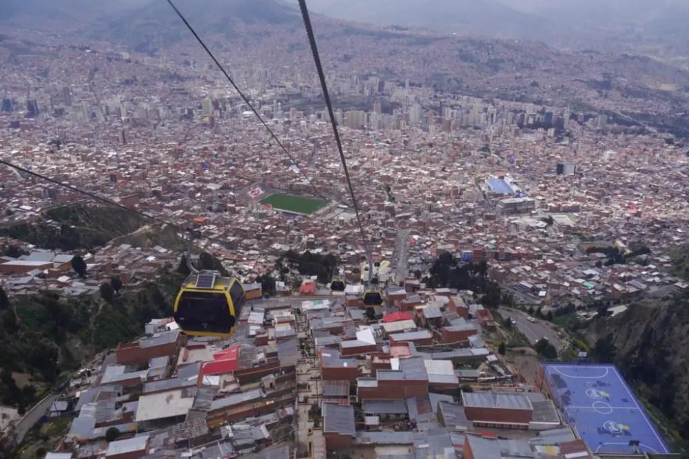 Reiseroute Bolivien & Peru | 3 Wochen Backpacking auf der Gringoroute 17
